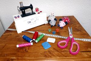 Nähkurse und Workshops